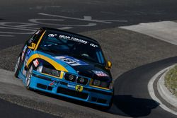 #181 BMW 318is: Günter Memminger, Stefan Memminger, Christoph Unterhuber