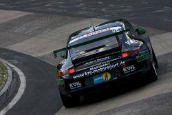 #54 Pistenclub e.V. Porsche 996 GT3: Andre Krumbach, Holger Fuchs, Nicola Bravetti, Ivan Jacoma