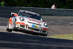 Scuderia Offenbach Porsche 997 GT3 Cup : Steffen Roth, Oliver Mayer