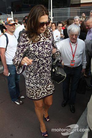 Slavica Ecclestone, Wife to Bernie Ecclestone, Bernie Ecclestone