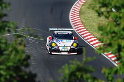 Wochenspiegel Team Manthey Porsche 911 GT3 : Georg Weiss, Peter-Paul Pietsch, Michael Jacobs, Dieter Schornstein