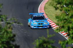 #10 Scuderia Augustusburg Bru_hl e.V. im ADAC BMW M3 E46 GTS: Johannes Scheid, Oliver Kainz