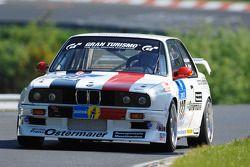 #137 BMW 320is: Matthias Behr, Theo Winkler, Harald Schlotter