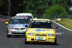 #191 Pistenclub e.V. Opel Astra GSl: Renato Milicki, Jochen Vollmer, Marc Hagenloch, Deniz Islek