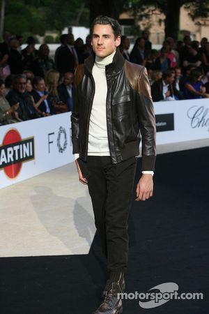 Адриан Сутиль, Force India F1 Team на модном показе