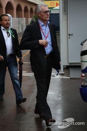 Daniele Audetto, Former Super Aguri F1 Team