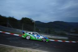 #35 Porsche 997 GT3 Cup: Martin Tschornia, Sebastian Tschornia
