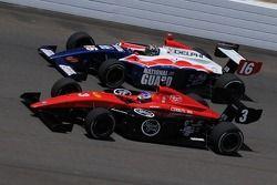 Marc Williams passing Brent Sherman