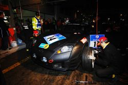 #14 Team LF-A Lexus LF-A: Kazuo Shimizu, Akihiko Nakaya, Takayuki Kinoshita, Akira Iida
