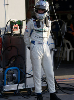 Romain Dumas ready for this stint
