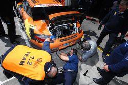 Scuderia Offenbach Porsche 997 GT3 Cup : Steffen Roth, Oliver Mayer, Martin Ragginger