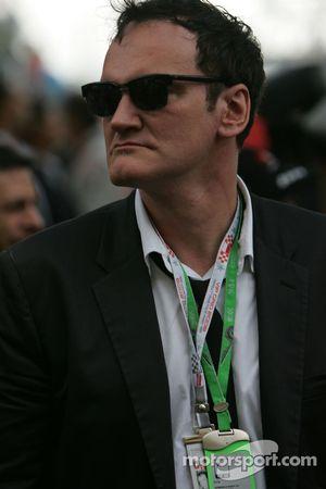 Quentin Tarantino, réalisateur de film américain