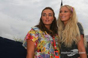 Tamara Ecclestone, Daughter of Bernie Eccelestone and Petra Ecclestone, Daughter of Bernie Eccelestone