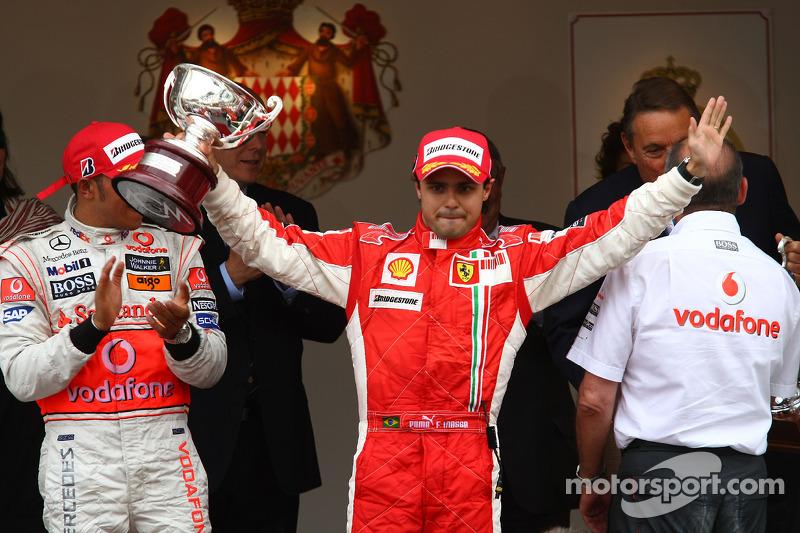 Felipe Massa, 2008