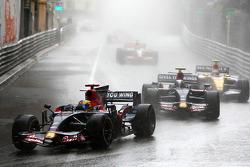 Sébastien Bourdais, Scuderia Toro Rosso y Sebastian Vettel, Scuderia Toro Rosso