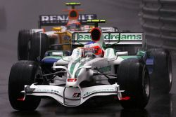 Rubens Barrichello, Honda Racing F1 Team, Nelson A. Piquet, Renault F1 Team