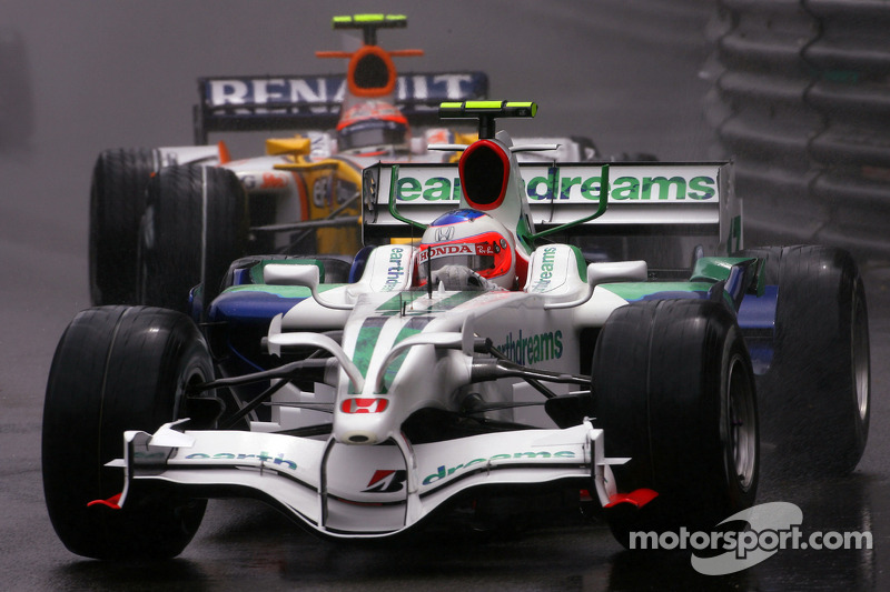 Rubens Barrichello, 2008