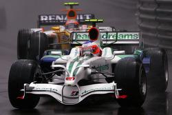 Rubens Barrichello, Honda Racing F1 Team, Nelson A. Piquet, Renault F1 Team