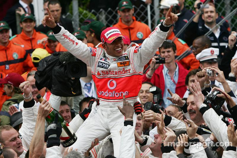 N°6 : Monaco 2008