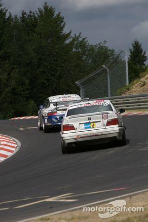 #177 BWM 318is: Peter Hoffmann, Reiner Bardenheuer, Markus Etz, Bernhard Christ