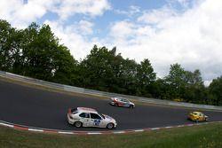 #182 MSC Ruhr-Blitz Bochum BMW 318ti: Frank Aust, Michael Eichhorn, Jan Heiler, Karsten Schreyer