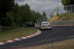 #94 Mercedes 190 Evo II: Ernst Sinowzik, Thorsten Stadler, Andre Krumbach, Sebastian Sauerbrei