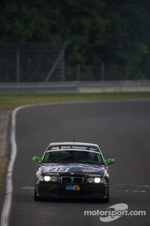 BMW M3 E36 : Dominik Thiemann, Werner Cleet