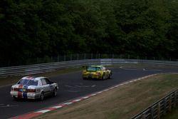 Derichs Rennwagen e.V. Audi V8 D11 : Keith Ahlers, Manfred Kubik, Helmut Undorf, Erwin Derichs; Manthey Racing Porsche 911 GT3 RSR : Timo Bernhard, Marc Lieb, Romain Dumas, Marcel Tiemann
