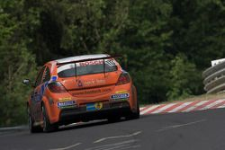 #113 Kissling Motorsport Opel Astra GTC: Marco Wolf, Heinz-Otto Fritzsche, Jürgen Fritzsche, Rainer