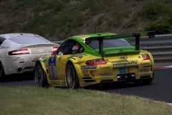 #1 Manthey Racing Porsche 911 GT3 RSR: Timo Bernhard, Marc Lieb, Romain Dumas, Marcel Tiemann