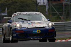 #33 Land-Motorsport PZ Aschaffenburg Porsche 997 Cup: Sergey Matveev, Valeriy Gorban, Stanislav Grya