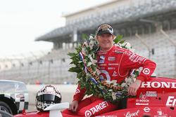 Scott Dixon, Winner Indianapolis 500
