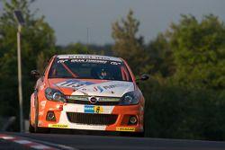 #113 Kissling Motorsport Opel Astra GTC: Marco Wolf, Heinz-Otto Fritzsche, Jürgen Fritzsche, Rainer Bastuck