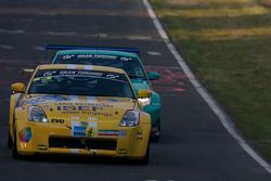 #55 Lanza Motorsport Nissan 350Z: Giovanni Carotento, Ettore Bassi, Mauro Simoncini