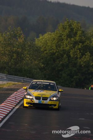 Sartorius Team Black Falcon BMW 392 C : Heiko Hedemann, Martin Elzer, Ralf Willems