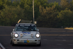 #42 Porsche 964 RS: Georges Kuhn, Dietmar Schmid, Thomas Wasel, Dirk Gerhardy