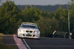Motorsport Arena Oschersleben BMW 120d : Peter Posavac, Marc Bronzel, Alfred Backer, Andreas Winkler