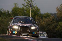 #17 Audi RS4: Christian Kohlhaas, Dieter Götz, Dirk Riebensahm