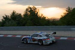 #121 Porsche 997: Sabine Schmitz, Klaus Abbelen, Edgar Althoff