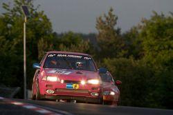 #167 Suzuki Swit GTR: Christian Tschornia, Sebastian Tschornia, Guido Janzen, Michael Brüggenkamp