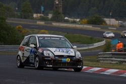 #159 Ford Fiesta: Ralf Martin, Martin Bernhardt