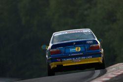 #180 BMW 318i: Michael Jestödt, Herbert Stenger, Peter Hoffmann, Klaus Hoffmann