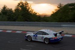 #33 Land-Motorsport PZ Aschaffenburg Porsche 997 Cup: Sergey Matveev, Valeriy Gorban, Stanislav Gryazin