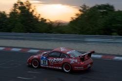 #37 Team RDM-Cargraphic-Racing Porsche 911 GT3 Cup: Hans Graf, Peter König, Steffen Schlichenheimer, Fred Scheunemann