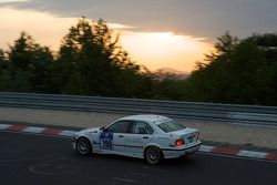 #198 BMW E36 325i: Hans-Hatto Karl, Roland Mühlbauer, Wilfried Selbach