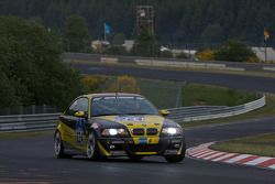 Sartorius Team Black Falcon BMW M3 E46 : Bona Ventura, Dieter Lehner