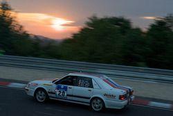 Derichs Rennwagen e.V. Audi V8 D11 : Keith Ahlers, Manfred Kubik, Helmut Undorf, Erwin Derichs