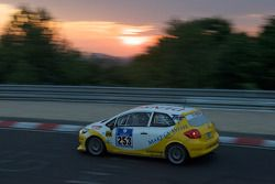Tes Racing for Charity Toyota Auris : Geert Gabriels, Bruno Miguel