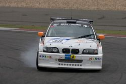 #48 Geoff Steel Racing BMW M3: Tim Christmas, Denis Cribbin, Paul Jenkins