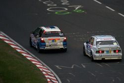 Honda Civic R : Gregory Taylor, Tim Martin, Brian McGovern, Rhys McKay; Mercedes 190 Evo II : Ernst